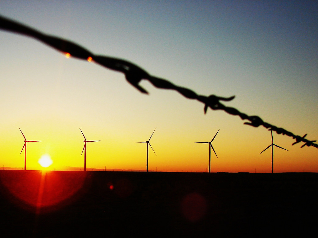 wind turbines by the russians are here, on Flickr