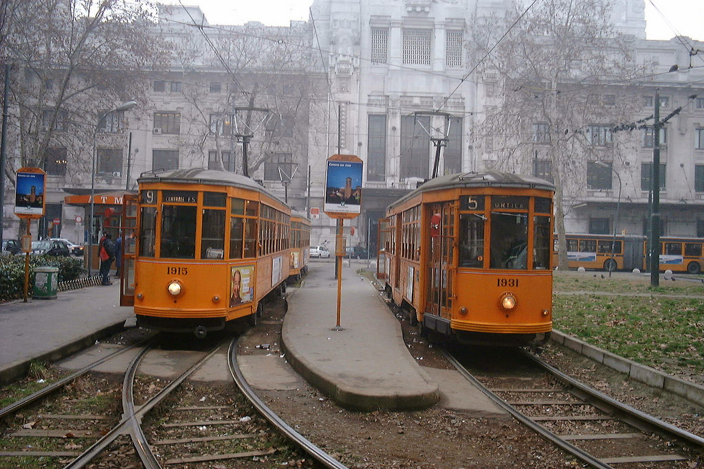 Milano tram - 4 by LHOON, on Flickr