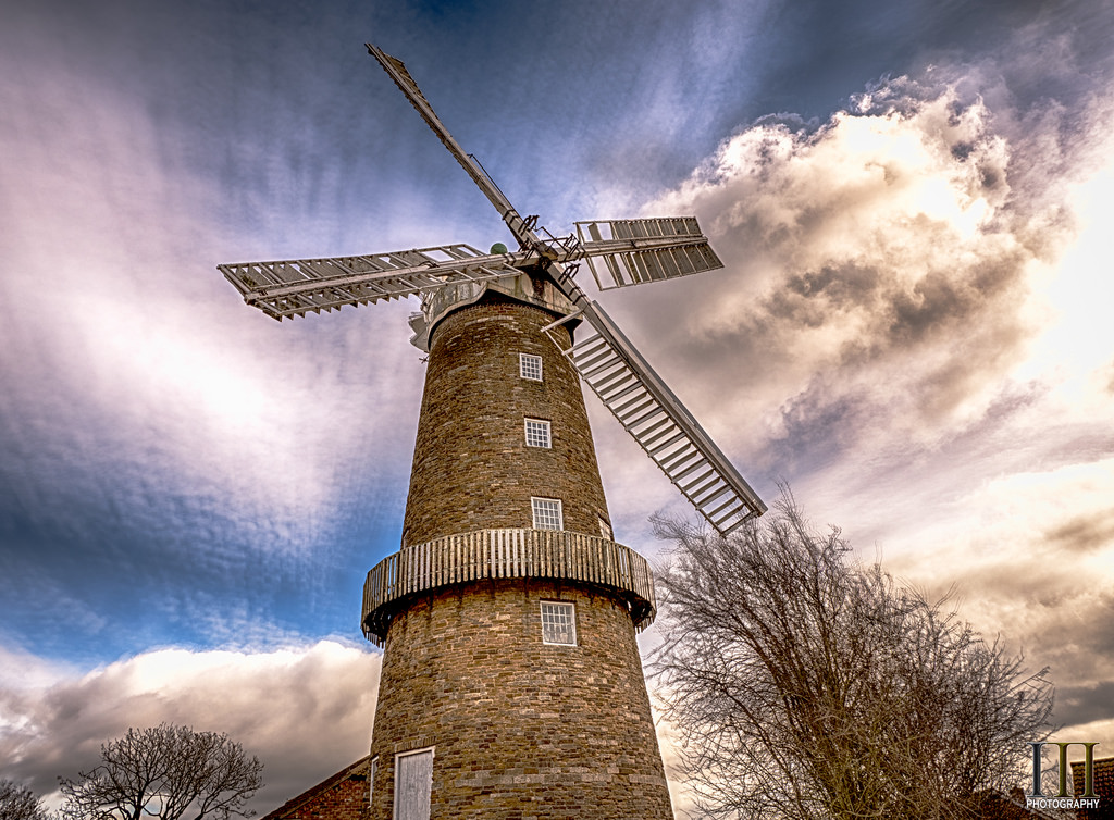 Whissendine Windmill by iainmerchant, on Flickr
