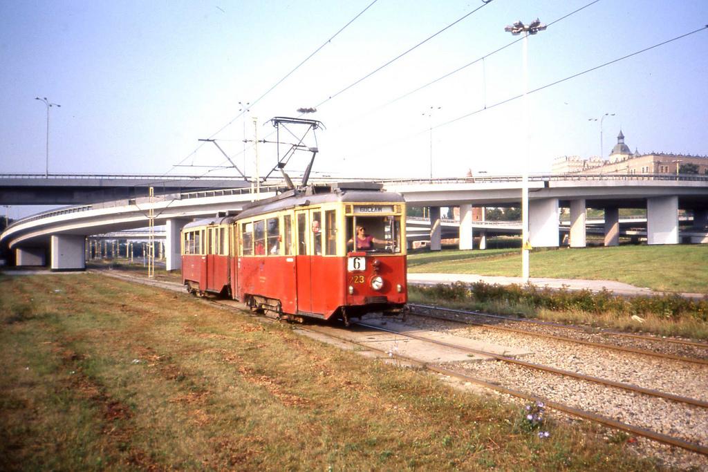 Szczecin Tramwaj  - Konstal 4N tram car by sludgegulper, on Flickr