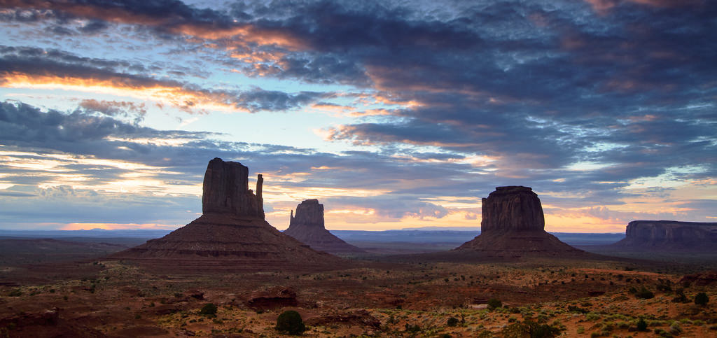 Monument Valley by szeke, on Flickr