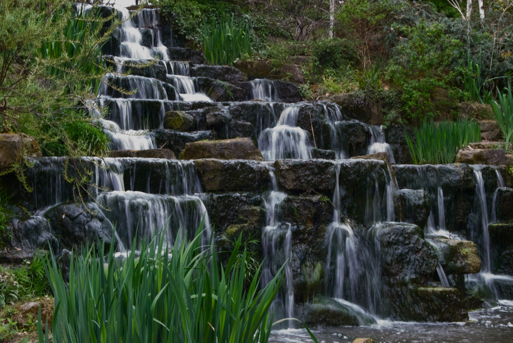 Regent's Park Waterfall by roboxley, on Flickr