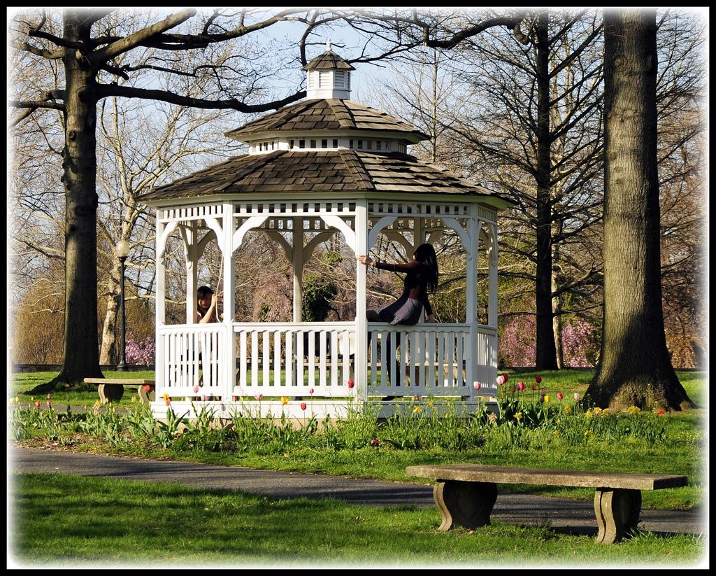 Fairmount Park Gazebo by Tony Fischer Photography, on Flickr