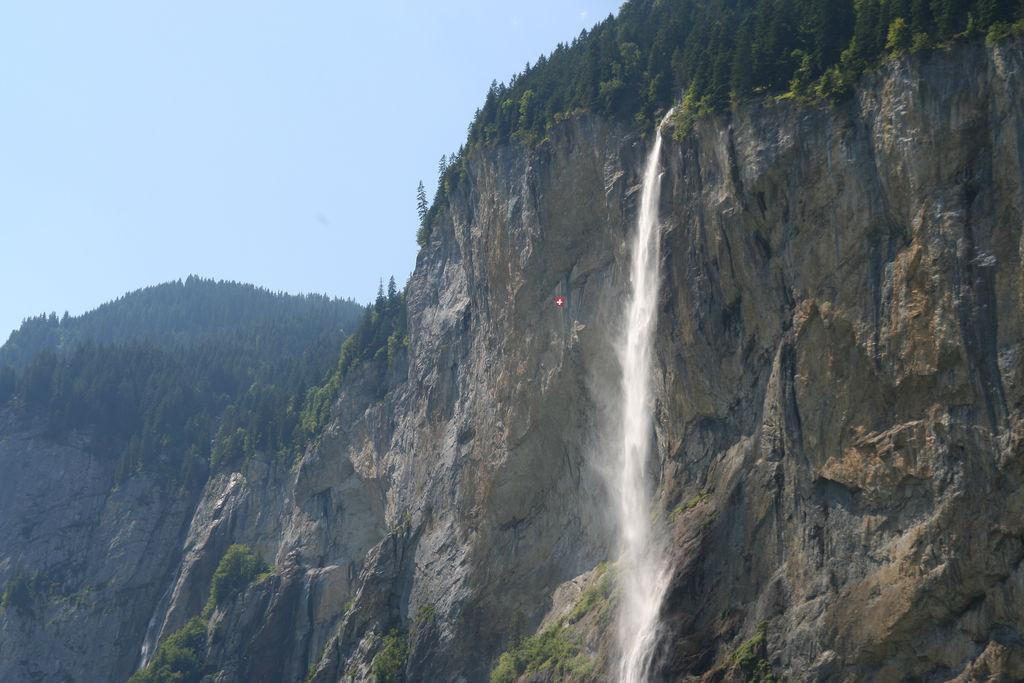 Waterfall near Interlaken by Fred Hsu, on Flickr