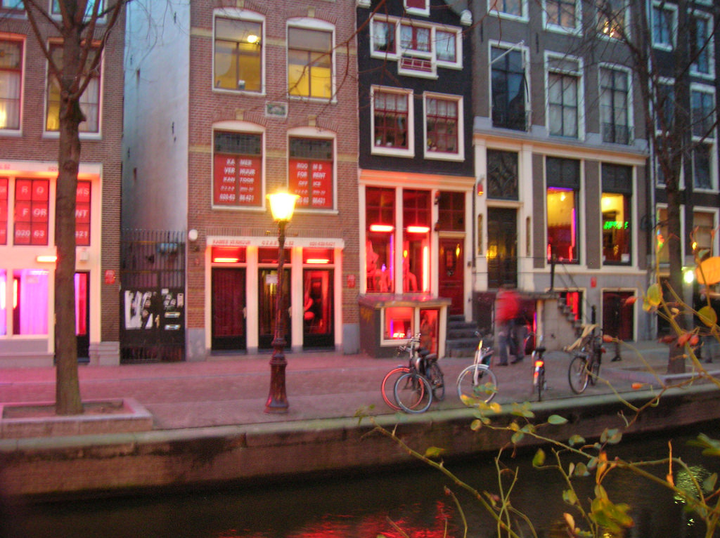 Red Light district - Amsterdam by Michela Simoncini, on Flickr