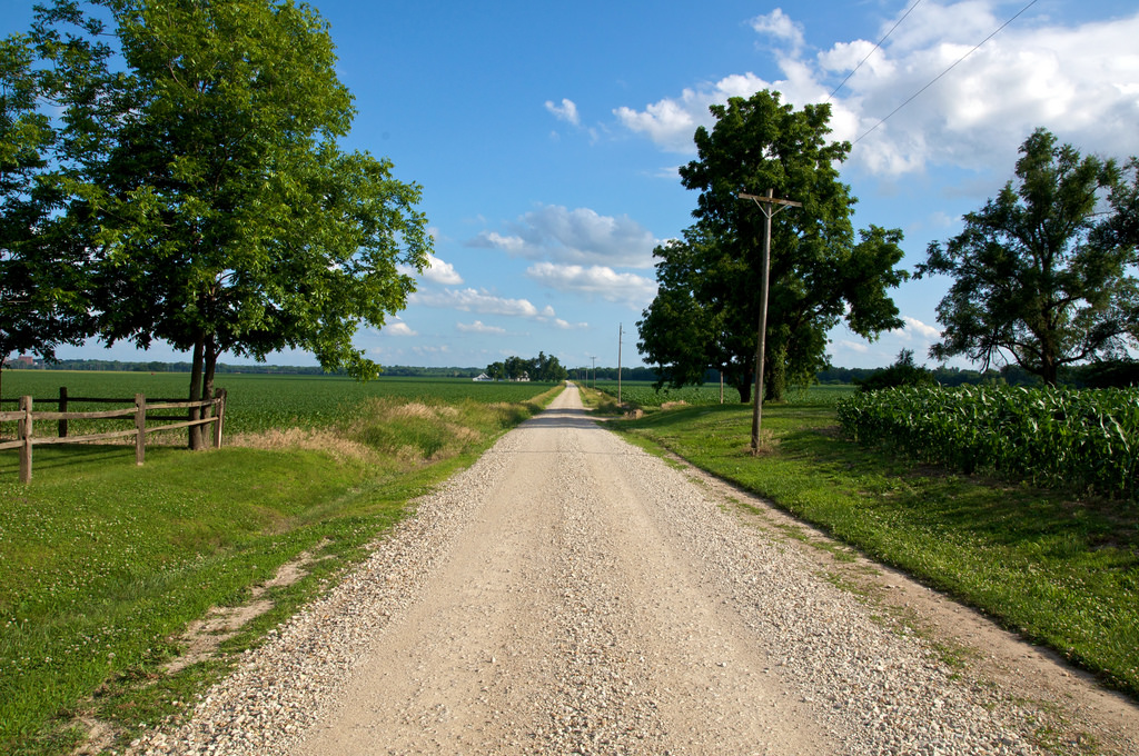 Dirt Road. by ianmunroe, on Flickr