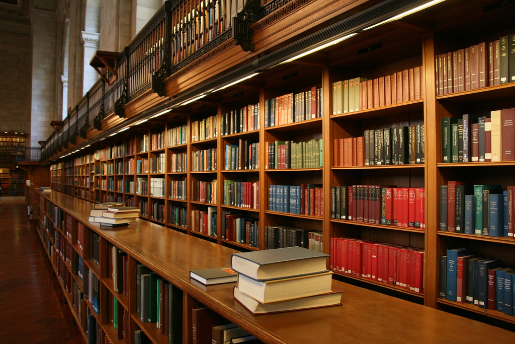 library books by timetrax23, on Flickr