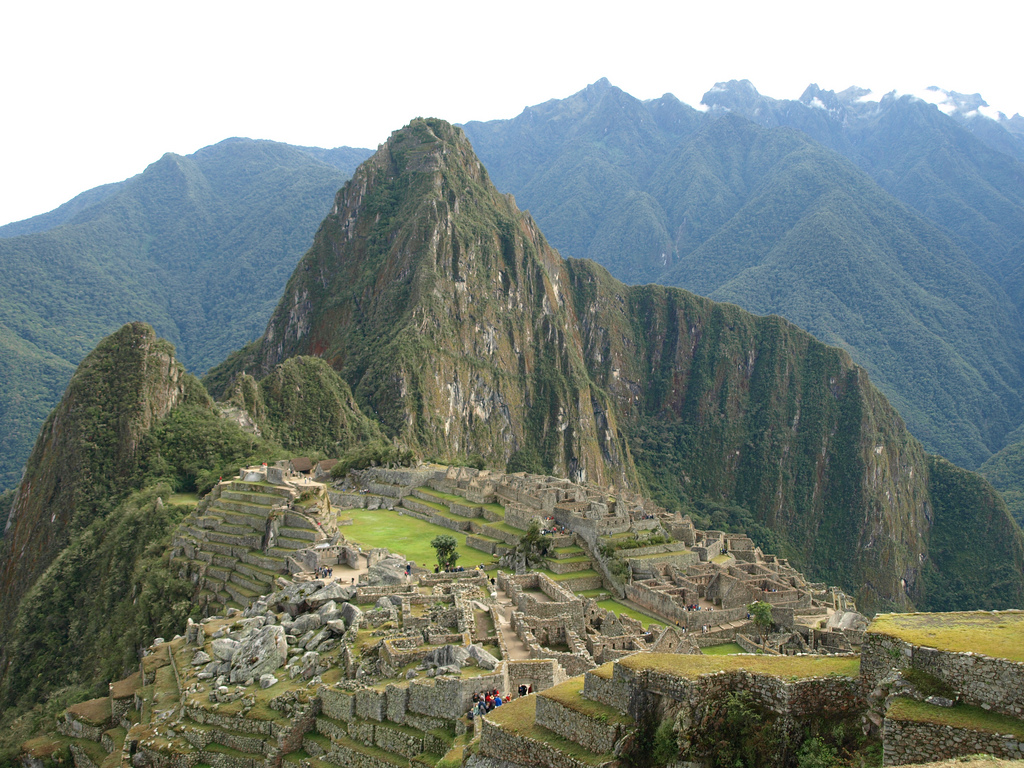 Peru Travel: The famous view of Machu Pi by Latin America For Less, on Flickr