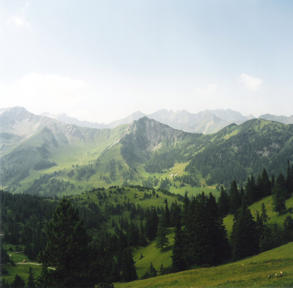 mountain scenery by mathias-erhart, on Flickr