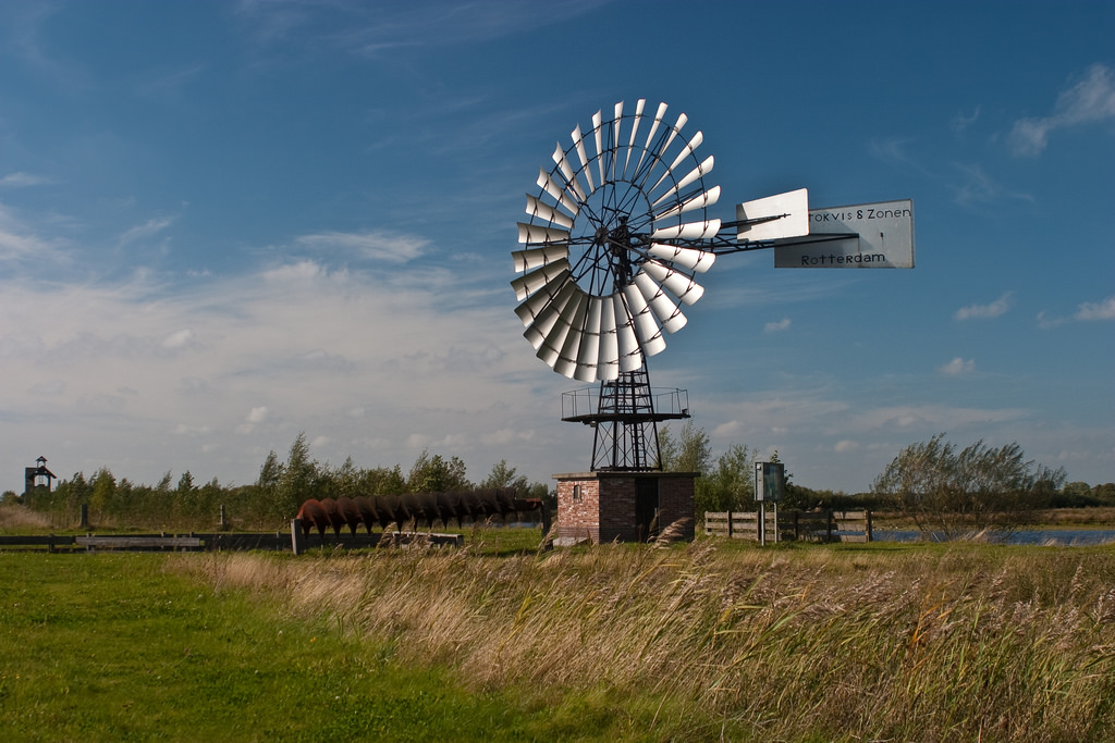 Windmill by Hans Pama, on Flickr