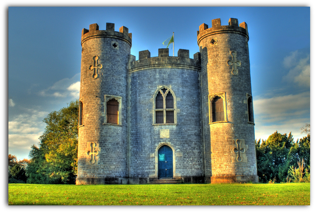 The Entrance to Blaise Castle by LukeAndrew94, on Flickr
