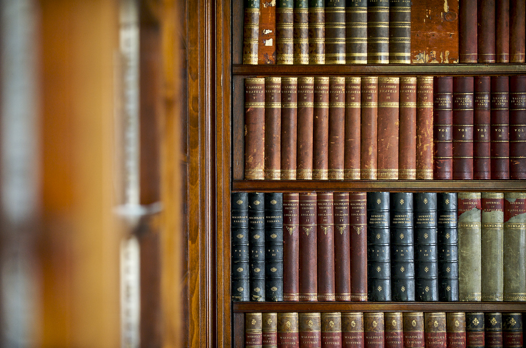 The Country House Library by geishaboy500, on Flickr