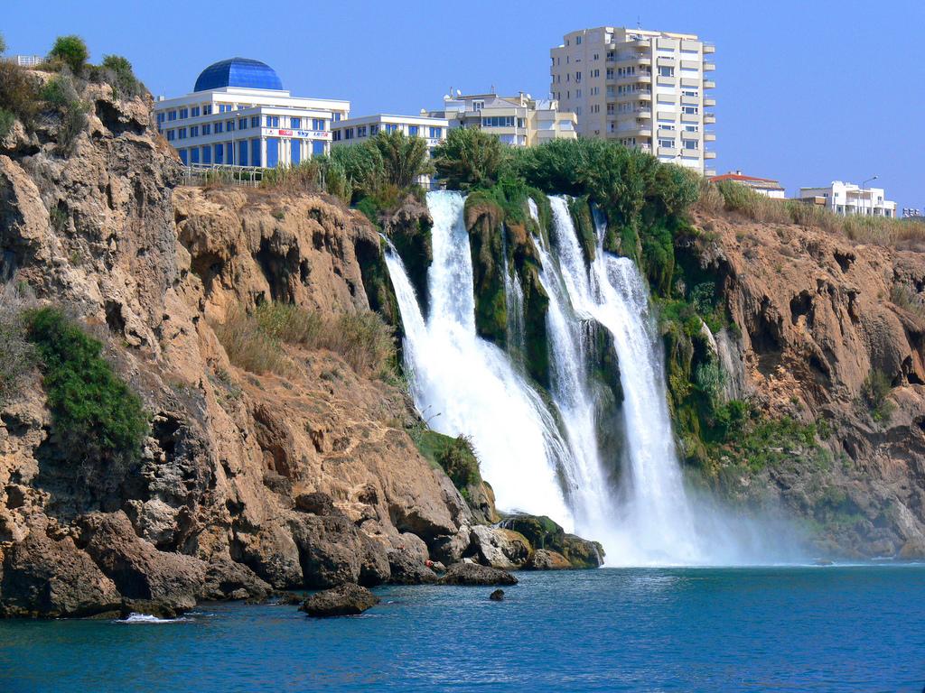Waterfall in Antalya by Anton Fomkin, on Flickr