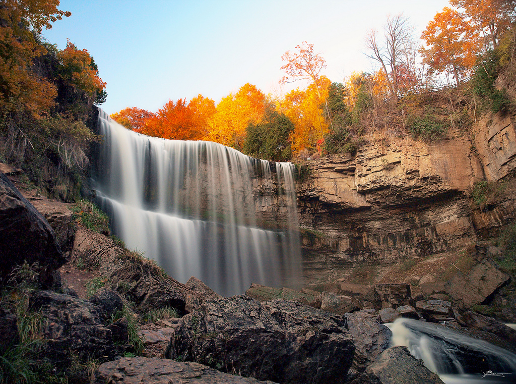 websters falls revisited by paul bica, on Flickr