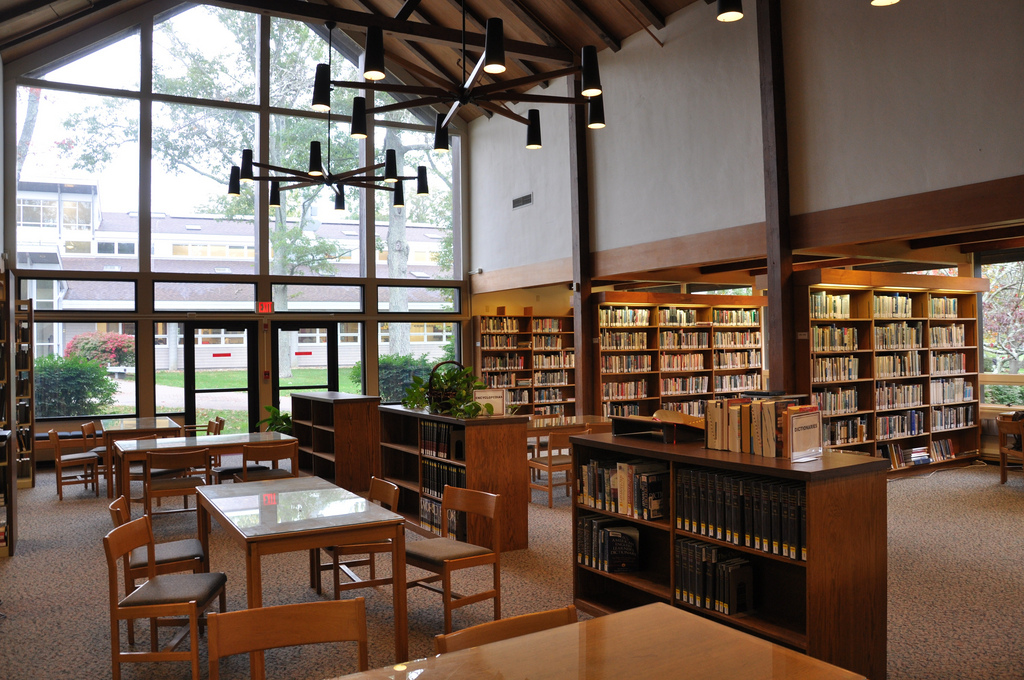 Tabor Academy library II by AdmissionsQuest, on Flickr