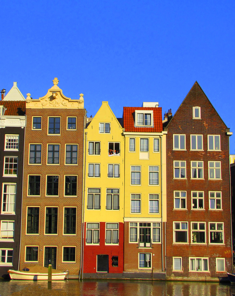 Summer afternoon in Amsterdam by o palsson, on Flickr