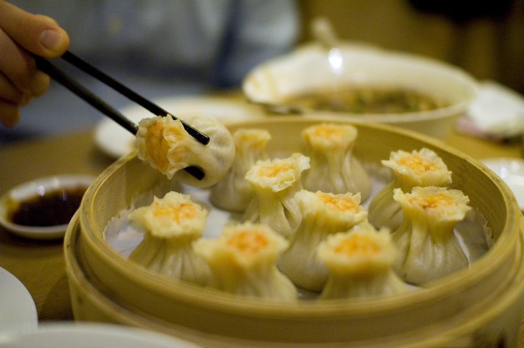 Best Dumplings in the World by Stewart, on Flickr