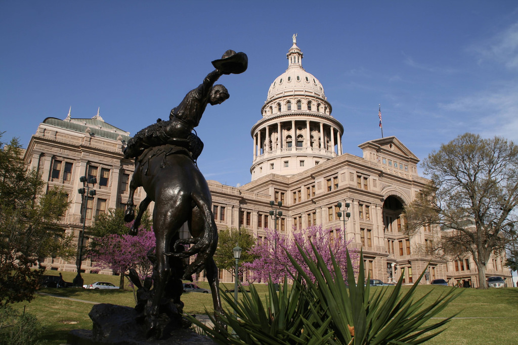 Texas State Capital Building by eschipul, on Flickr