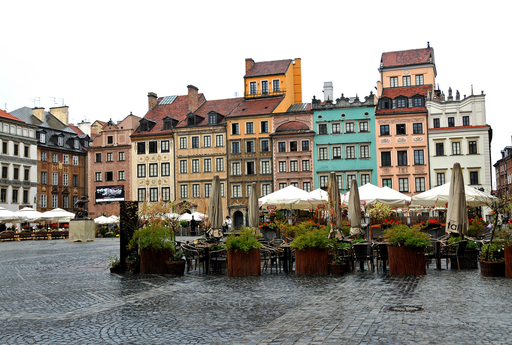 Poland_4076 - Old Town Square by archer10 (Dennis) 97M Views, on Flickr