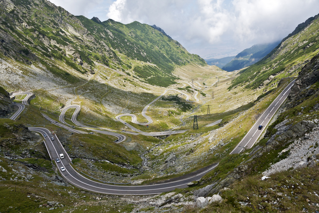 Wide view over the northern Transfagaras by Horia Varlan, on Flickr