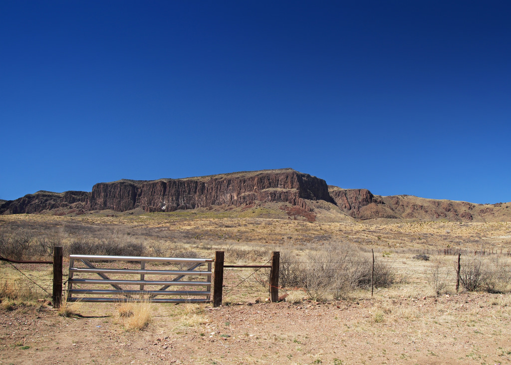 West Texas Landscape 2 by longhorndave, on Flickr