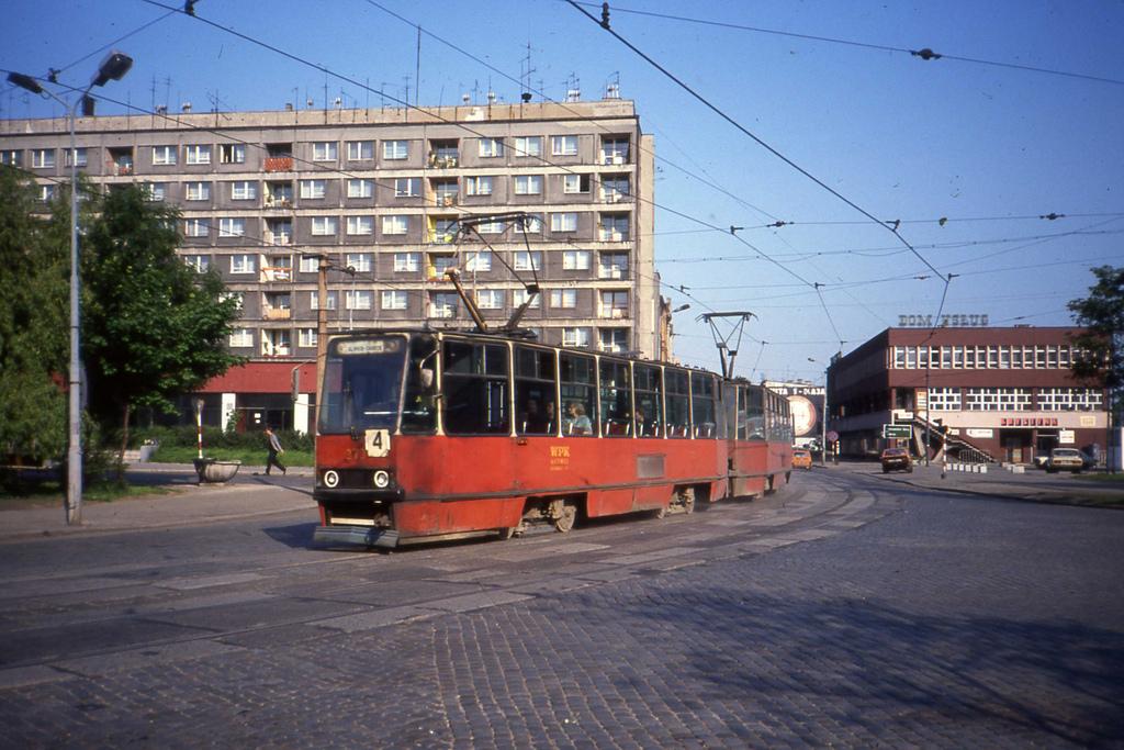 WPK Katowice Tramwaj, Linia 4  Gliwice.K by sludgegulper, on Flickr