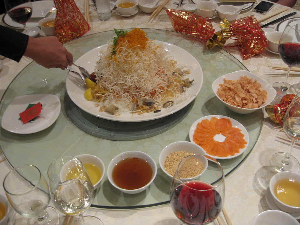 Yahoo! SEA Chinese New Year Dinner by grahamhills, on Flickr