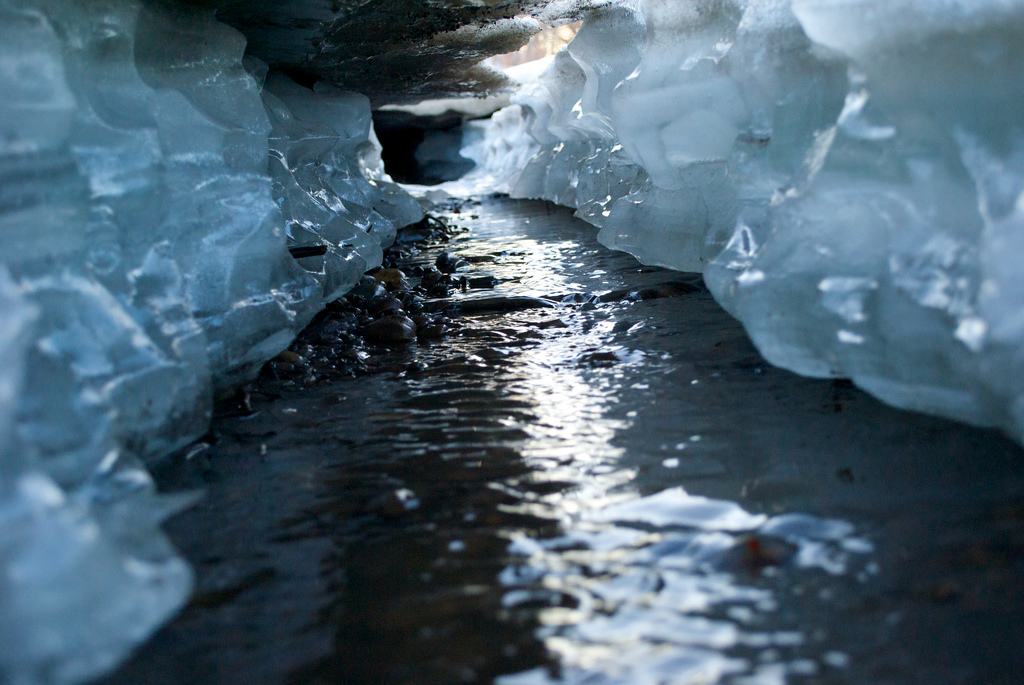 Ice Cave by derekGavey, on Flickr