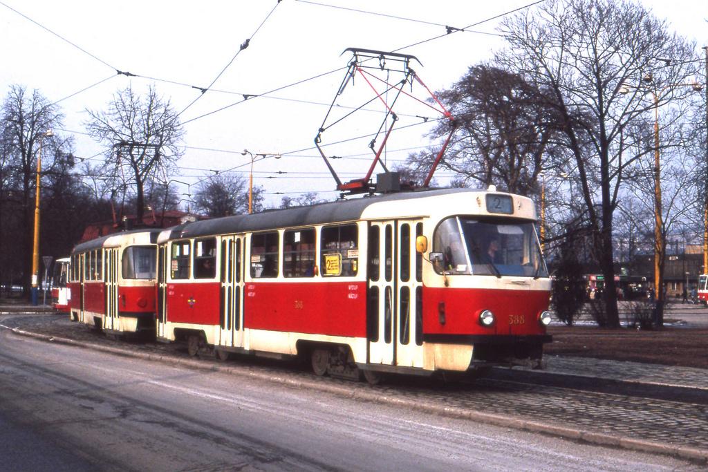 Košice Tramvaj, Slovakia. Tatra T3 tram by sludgegulper, on Flickr