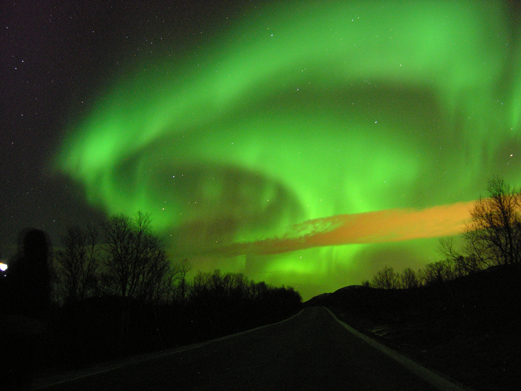 Northern Lights, Tromso by GuideGunnar - Arctic Norway, on Flickr