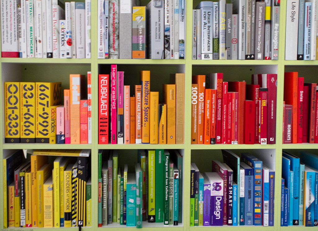 The Colorful Library of an Interaction D by See-ming Lee 李思明 SML, on Flickr