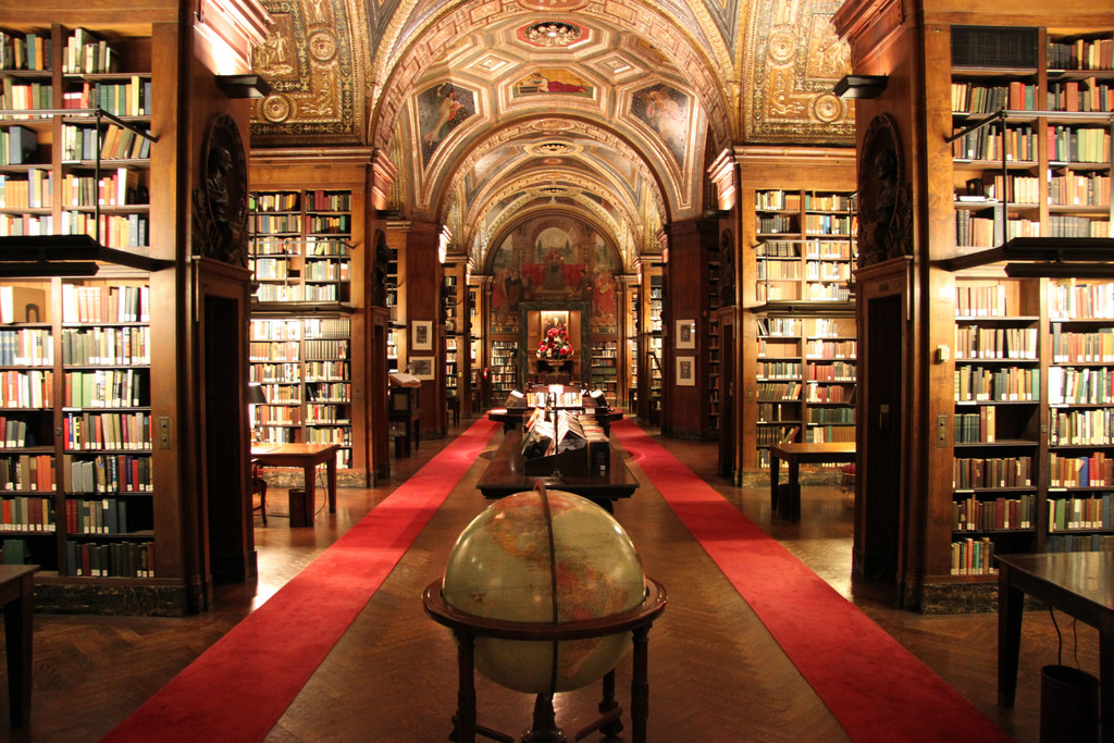 The University Club Library by pvsbond, on Flickr