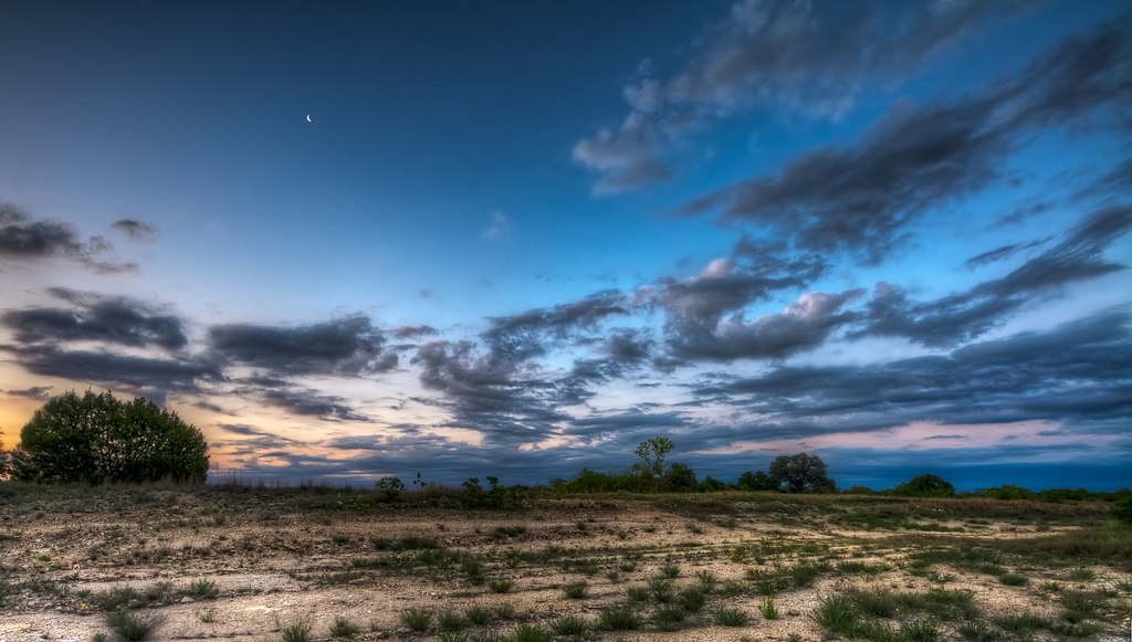 sunrise in comanche county, texas by greg westfall., on Flickr