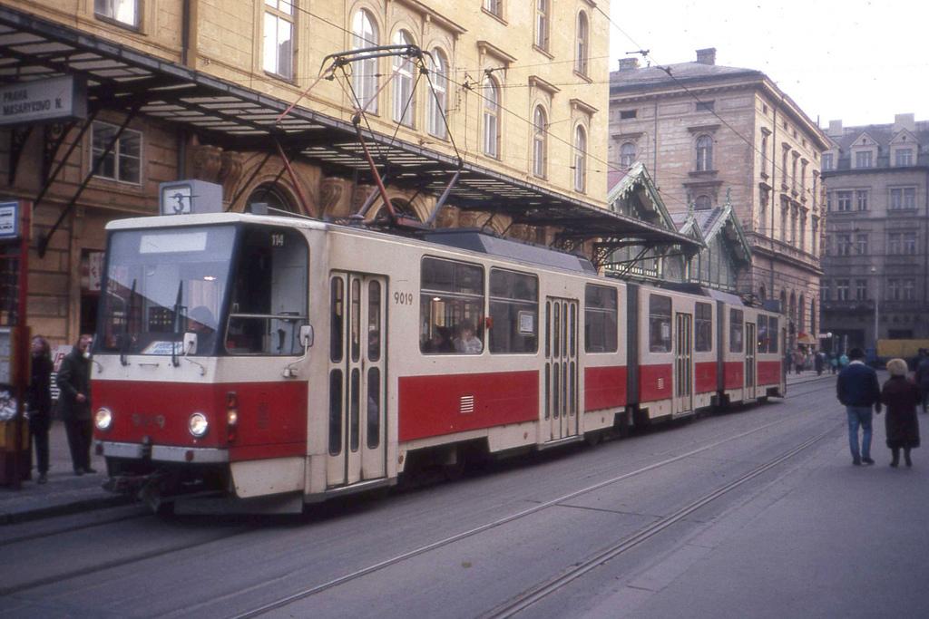 Praha - Masyrykovo nádraží  Station. by sludgegulper, on Flickr