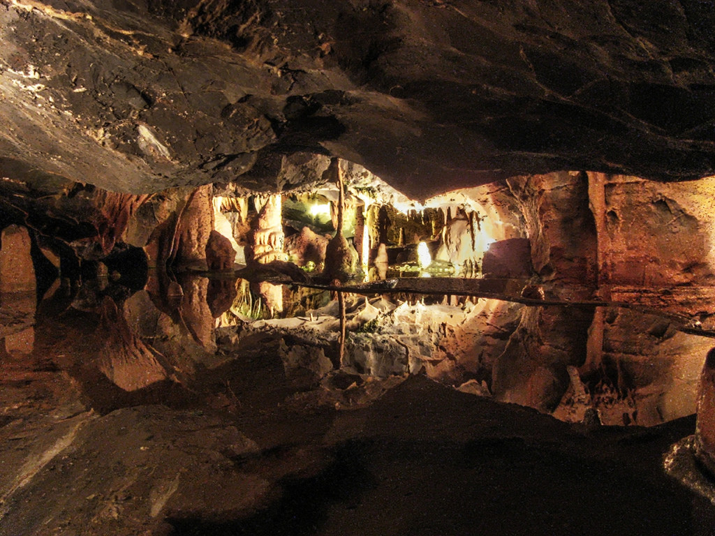 Cox Cave in Cheddar Gorge on the Mendip by L Parthipan, on Flickr