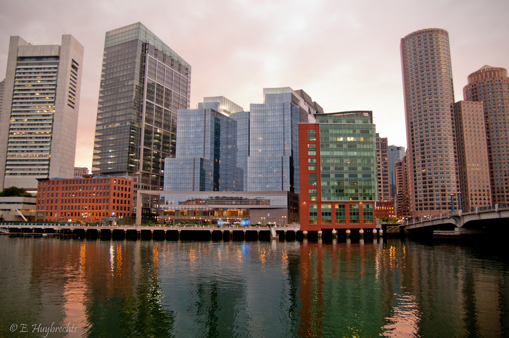 Boston Skyscrapers by Manu_H, on Flickr