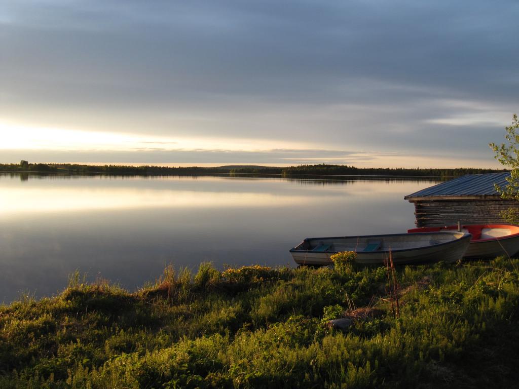 Midsummer in Lapland by RukaKuusamo.com, on Flickr