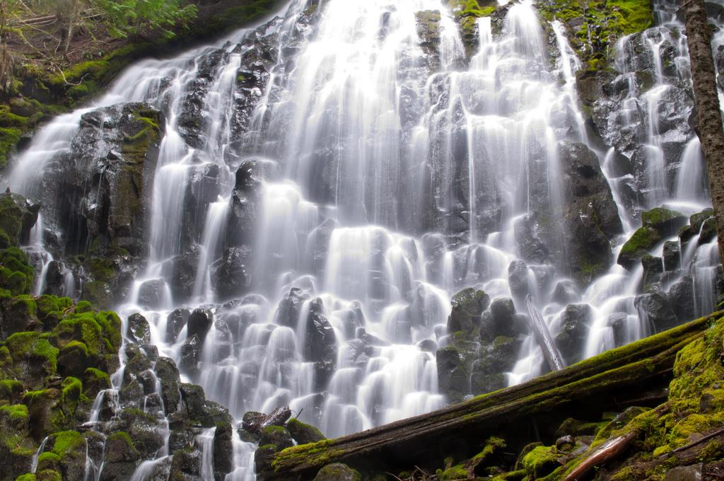 Ramona Falls Hike (07.05.2010) by Howard Kang, on Flickr