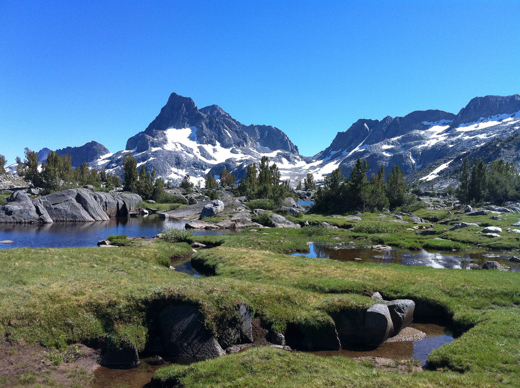 John Muir Trail-9 by peretzp, on Flickr