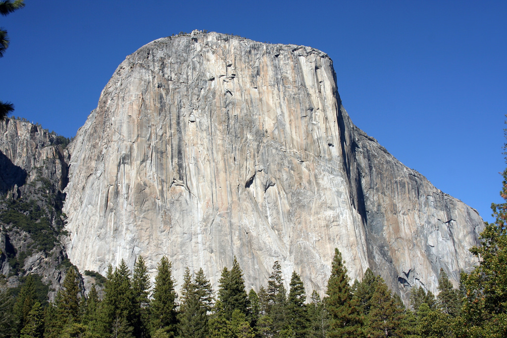 El Capitan at Yosemite National Park by Redeo, on Flickr