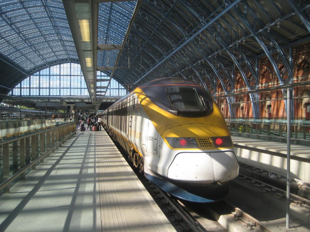 Eurostar Breaks Lille by AndyRobertsPhotos, on Flickr