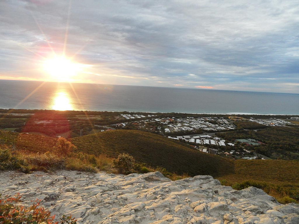 Mt Coolum Sunrise Climb by Mountain/Ash, on Flickr