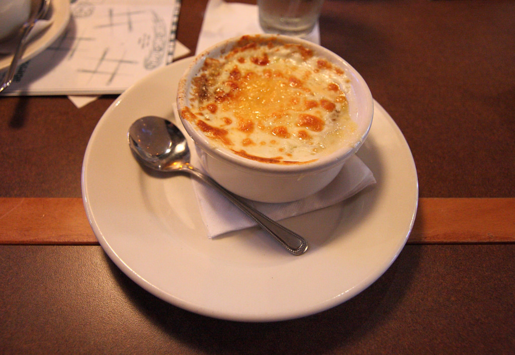 French Onion Soup by Sam Howzit, on Flickr