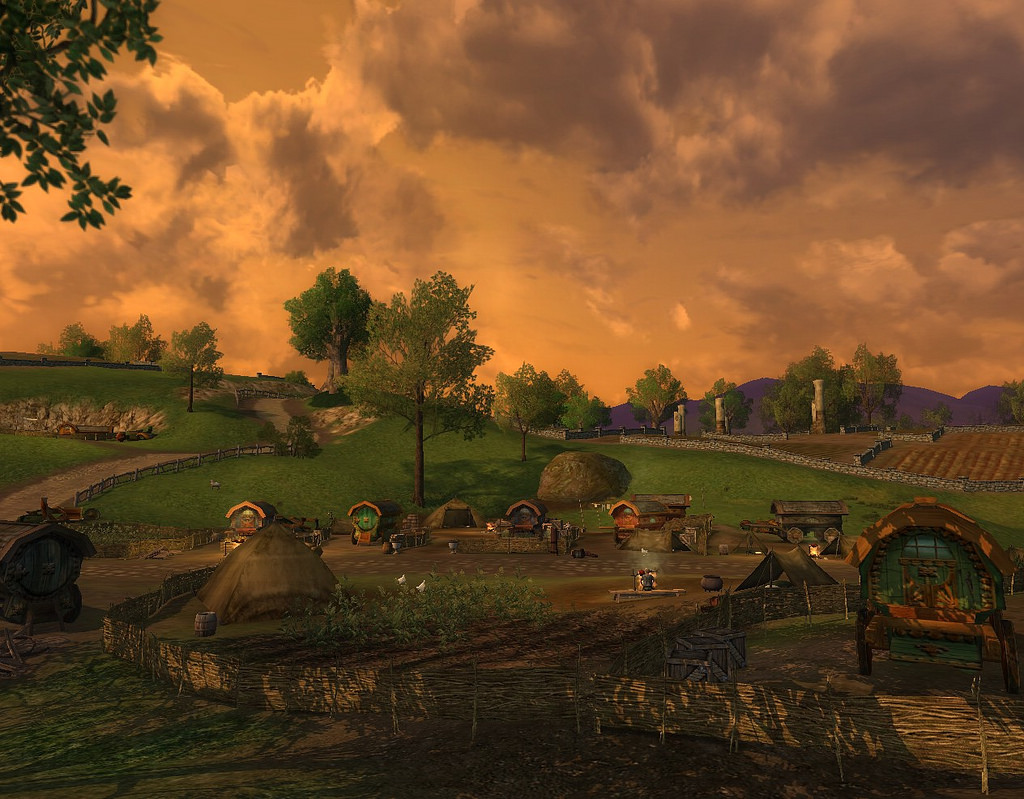 The Shire - Lord of the Rings Online by ShardsOfBlue, on Flickr
