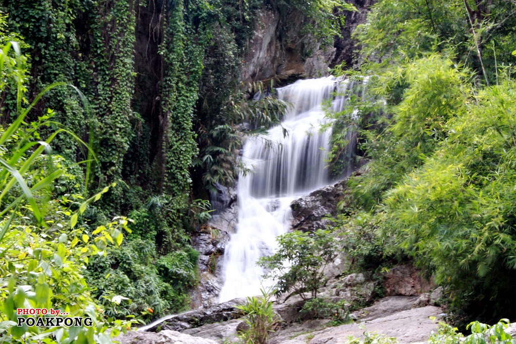 Huay Kaew Waterfall in Chiang mai, Thail by Poakpong, on Flickr