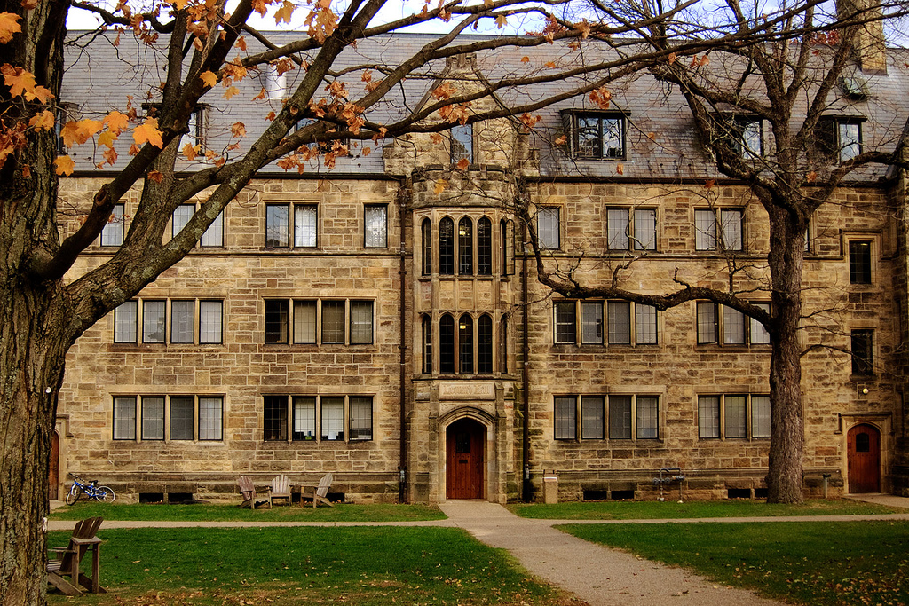 Kenyon College - Leonard Hall by .curt., on Flickr