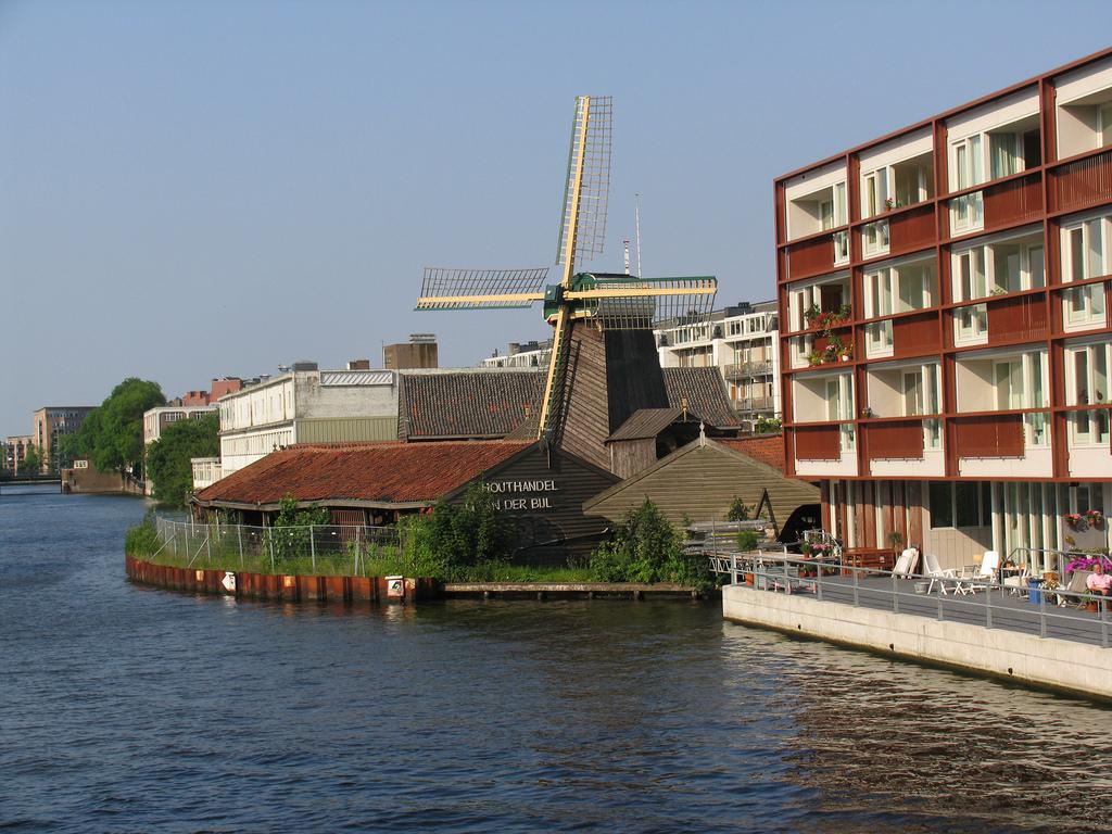 'De Otter'  timber mill in amsterdam by reggestraat, on Flickr