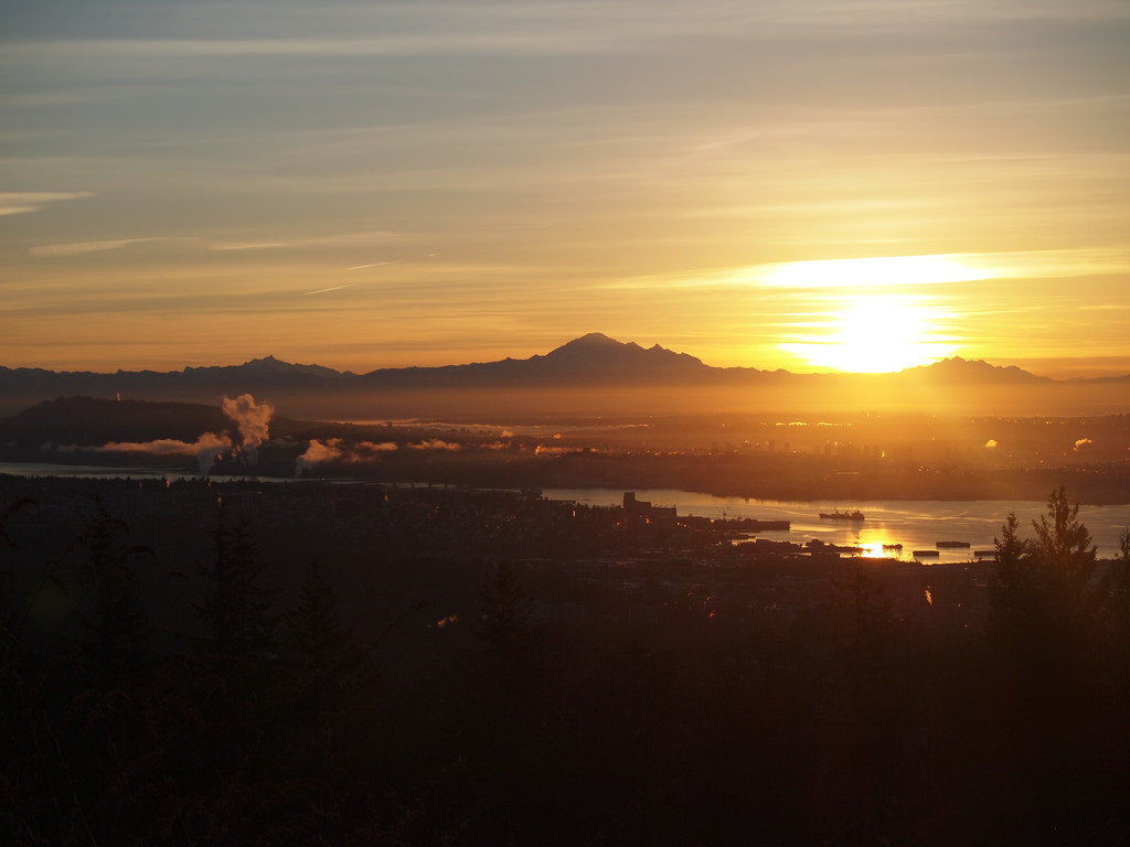 The First Sunrise of 2011, View from Cyp by CanadaPenguin, on Flickr