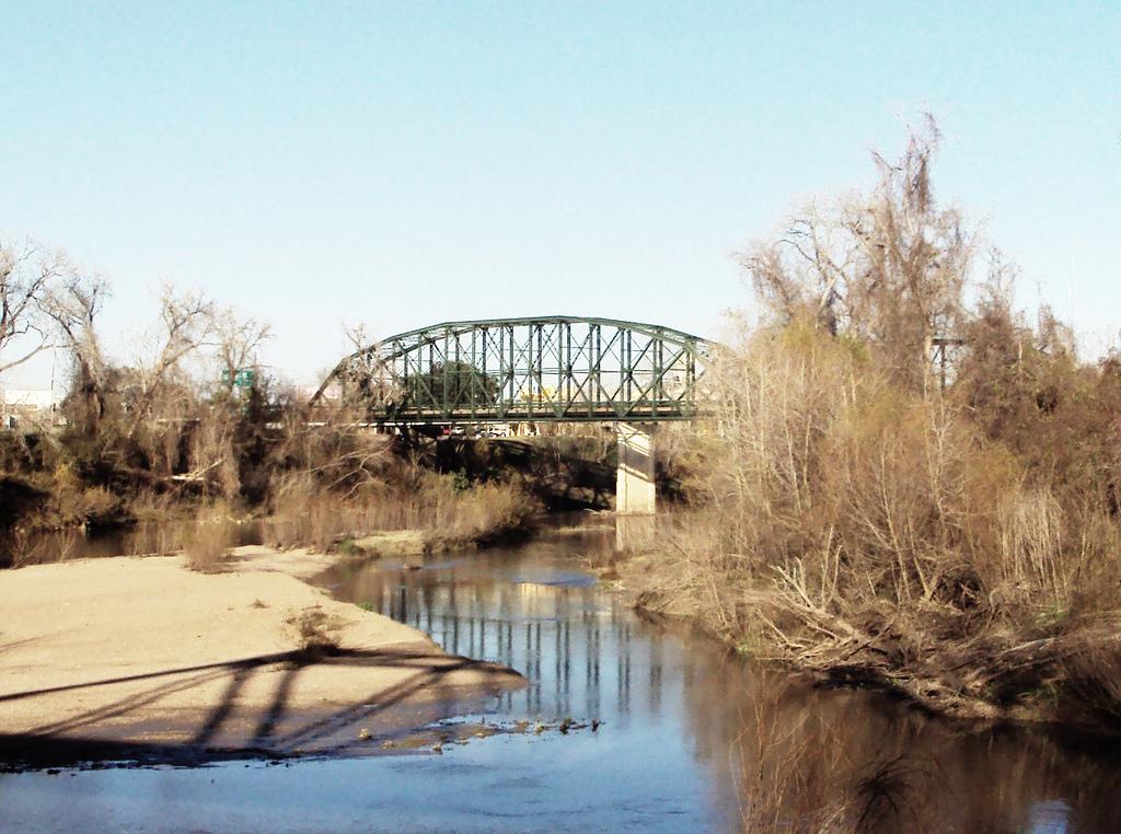Business Hwy 59 Bridge over Colorado Riv by Patrick Feller, on Flickr
