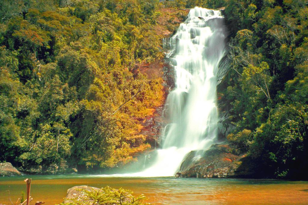 Cachoeira Santo Isidro / Saint Isidre Wa by Adriano Aurelio Araujo, on Flickr